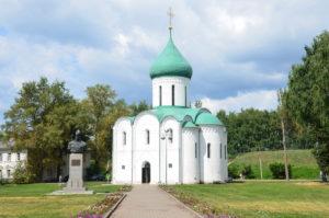 Переславль-Залесский Памятники архитектуры, церковь