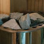 Баня, камни