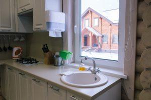 Наши апартаменты, вид из окна